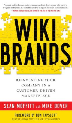 WIKIBRANDS: Reinventing Your Company in a Customer-Driven Marketplace: Reinventing Your Company in a Customer-Driven Marketplace