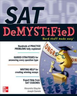 SAT DeMYSTiFieD