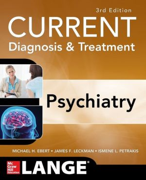Current D&T Psychiatry 3E