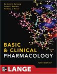 Book Cover Image. Title: Basic and Clinical Pharmacology 12/E, Author: Bertram Katzung