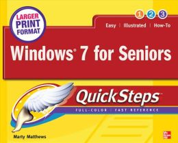 Windows 7 for Seniors