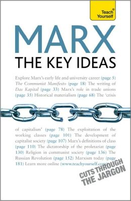 Marx--The Key Ideas: A Teach Yourself Guide