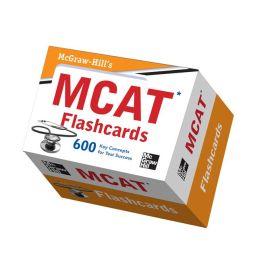 McGraw-Hill's MCAT Flashcards