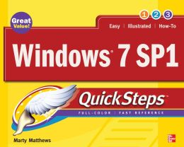 Windows 7 SP1 QuickSteps