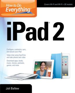How to Do Everything iPad 2