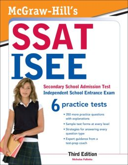 McGraw-Hill's SSAT-ISEE