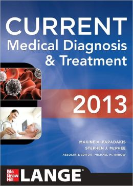 Current Medical Diagnosis and Treatment 2013 (CMDT)