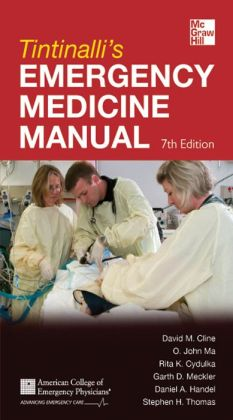 Tintinalli's Emergency Medicine Manual 7/E