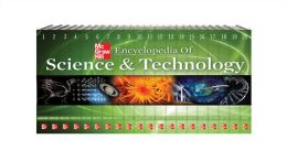 McGraw-Hill Encyclopedia of Science and Technology Volumes 1-20 11th Edition