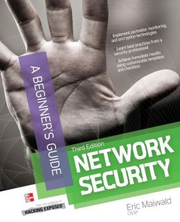 Network Security A Beginner's Guide 3/E