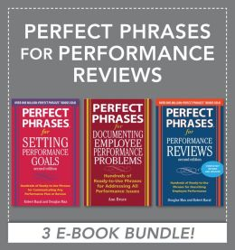 Perfect Phrases for Performance Reviews (EBOOK BUNDLE)