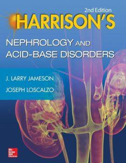 Harrison's Nephrology and Acid-Base Disorders, 2e