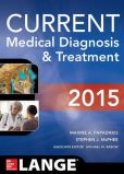 Book Cover Image. Title: Current Medical Diagnosis and Treatment 2015, Author: Maxine Papadakis