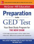 Book Cover Image. Title: McGraw-Hill Education Preparation for the GED Test, Author: McGraw-Hill Education