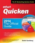 Book Cover Image. Title: Quicken 2014 The Official Guide, Author: Bobbi Sandberg