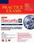 Book Cover Image. Title: CompTIA Security+ Certification Practice Exams, Second Edition (Exam SY0-401), Author: Daniel Lachance