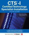 Book Cover Image. Title: CTS-I Certified Technology Specialist-Installation Exam Guide, Author: Shonan Noronha