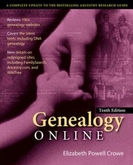 Genealogy Online, Tenth Edition