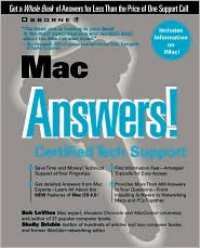 MAC Answers! Certified Tech Support