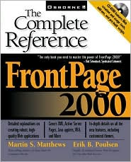FrontPage 2000: The Complete Reference