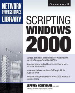 Scripting Windows 2000