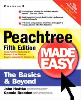Peachtree Made Easy
