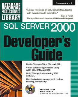 SQL Server 2000 Developer's Guide