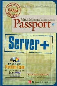 Mike Meyer's Server+ Certification Passport