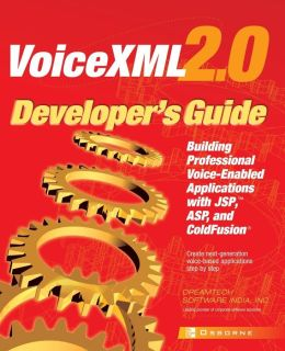 Voicexml 2.0 Developer's Guide