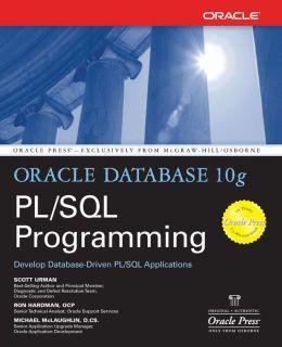 Oracle Database 10g PL/SQL Programming