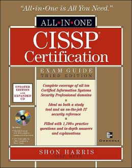 CISSP Certification All-in-One Exam Guide, Third Edition