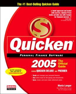 Quicken 2005: The Official Guide
