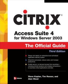 Citrix Access Suite 4 For Windows Server 2003