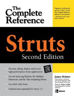 Struts: The Complete Reference, 2nd Edition