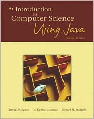 An Introduction to Computer Science Using Java