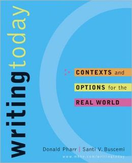 Options: A Rhetoric and Handbook
