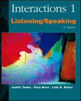 Interactions 1: Listening/Speaking