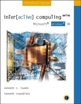 Interactive Computing Series: Microsoft Windows 98 Introductory Edition
