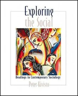 Exploring the Social: Readings in Contemporary Sociology