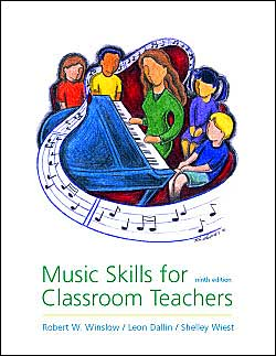 Music Skills for Classroom Teachers W. Audio CD