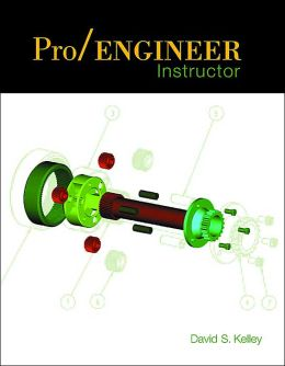 Pro/ENGINEER Instructor with CD and Quick Reference Insert Card