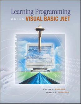Learning Programming Using Visual Basic.NET