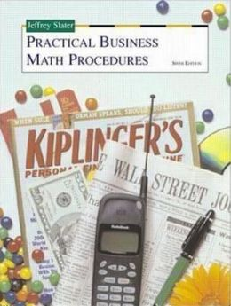 Practical Business Math Procedures