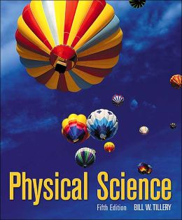 Physical Science with New CD-ROM, Powerweb and Olc Passcode Card