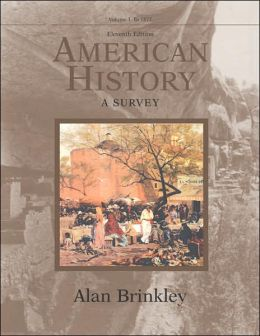 American History: A Survey, Volume 1 MP with Powerweb