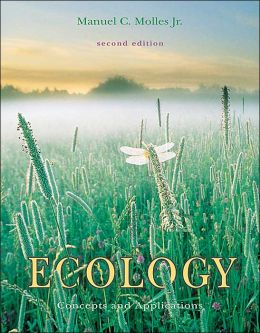 Ecology: Concepts and Applications with Online Learning Center (Olc) Password Card