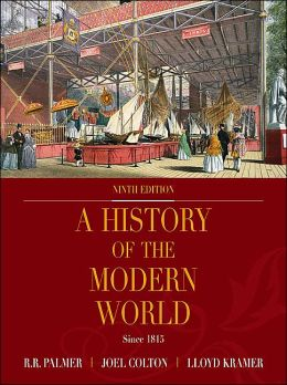 A History of the Modern World, Volume II with Powerweb; MP
