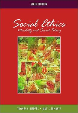Social Ethics: Morality and Social Policy with Free Powerweb