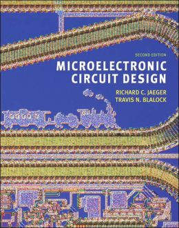 Microelectronic Circuit Design with CD-ROM