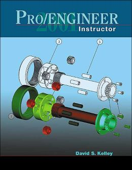 Proengineer 2001 Instructor with CD ROM